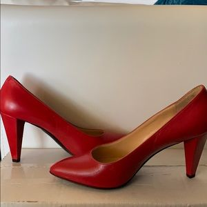 NWOT Marc Jacobs genuine leather heels shoes